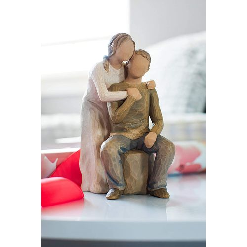 26439 Willow Tree You and Me Figurine