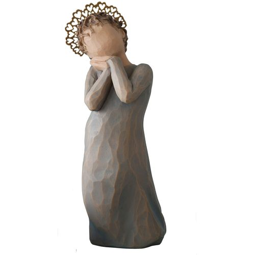 Willow Tree Nativity Little Shepherdess Figurine Set 26442