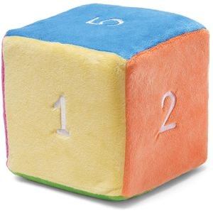 Gund Baby Colour Fun Number Block Soft Toy