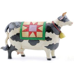 Heartwood Creek Mini Cow Figurine