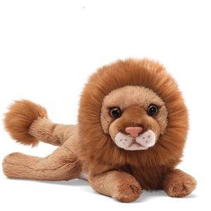 GUND Lion Beanbag Soft Toy