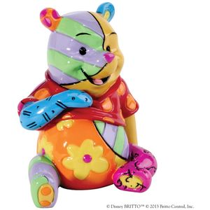 Disney by Britto Mini Figurine of Winnie the Pooh