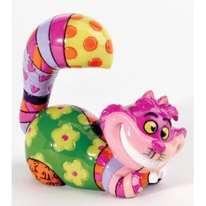 Disney by Britto Mini Figurine of Cheshire Cat
