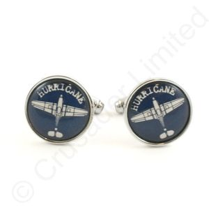 R.A.F. Cufflinks - Hurricane