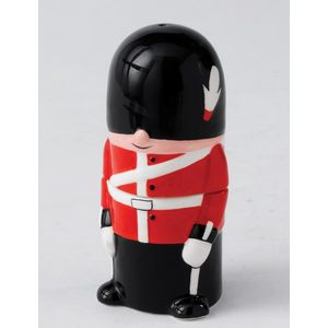 Traditional Soldier Salt & Pepper Set