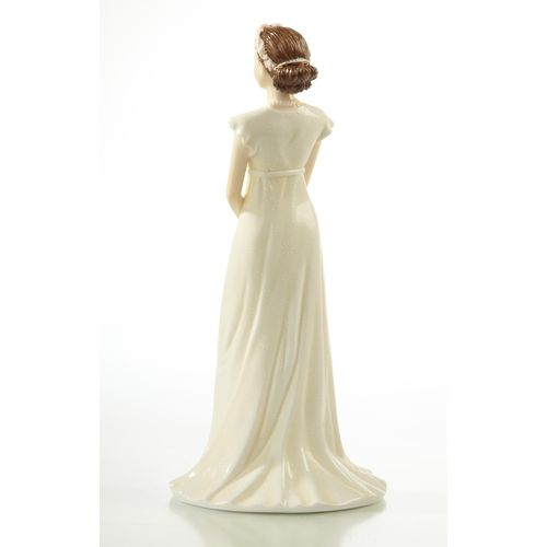 From This Day Forward Vintage Bride Figurine