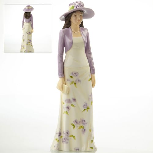 With Pride Mother Of The Bride China Figurine