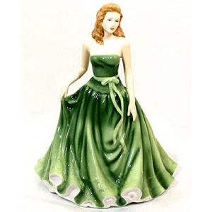 English Ladies Lady Windsor Figurine