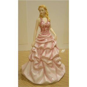 English Ladies Lady Chelsea Figurine