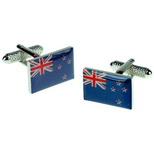 New Zealand Flag Novelty Cufflinks