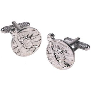 USA Statue of Liberty Cufflinks