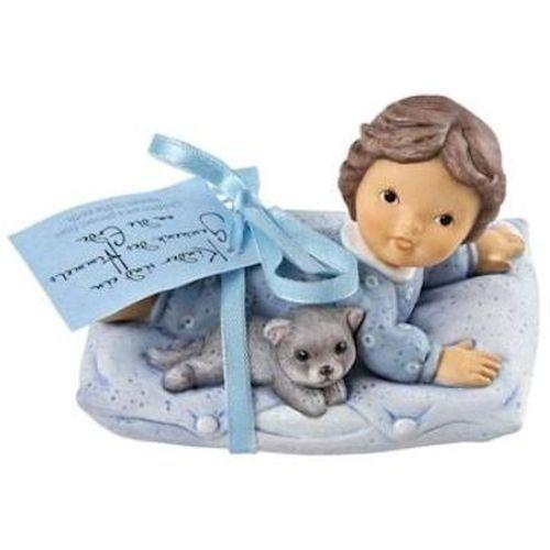 Goebel Nina & Marco Figurine - I Feel at Home Here (Baby Marco)