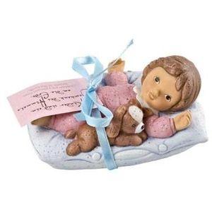Goebel Nina & Marco Figurine - I Feel at Home Here (Baby Nina)
