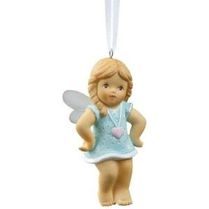 Nina & Marco, Fairy with Heart Hanging Ornament