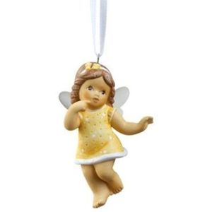 Nina & Marco, Fairy with Butterfly hanging ornament