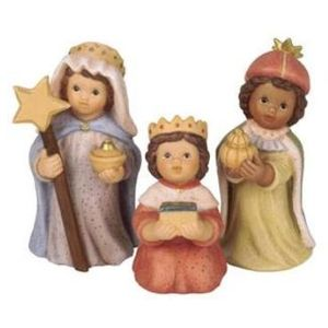 Nina & Marco, Set of 3 Kings