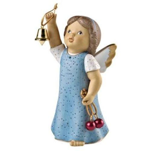 Goebel Nina & Marco Angel Figurine - Decorating the Tree