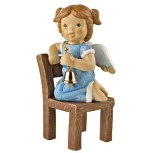 Goebel Nina & Marco Angel Figurine - One More Bell