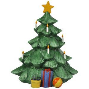 Goebel Nina & Marco Figurine - Christmas Tree Music Box
