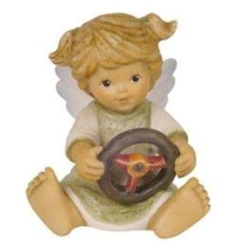 Goebel Nina & Marco Angel Figurine -  Have a Pleasant Journey