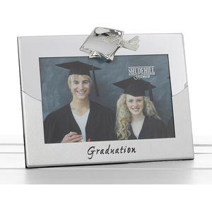 "Two Tone Graduation Photo Frame 6x4"""
