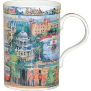 James Sadler City of London Cedar Mug