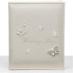 "Butterfly Wedding Photo Album - 5"" x 7"""