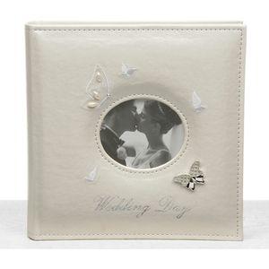 "Butterfly Wedding Photo Album 80- 5x7"""