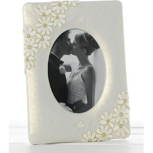 Bridal Bouquet Wedding Photo Frame 5x7""