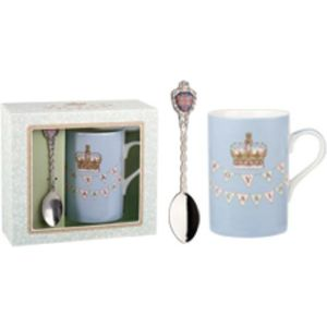 A Royal Occasion Mug & Collectable Spoon Gift Set