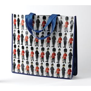 PVC Shopper Bag - Magnificent Meerkats