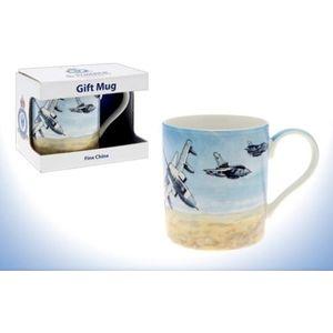 Bomber Command Mug ( Tornado in Flight )