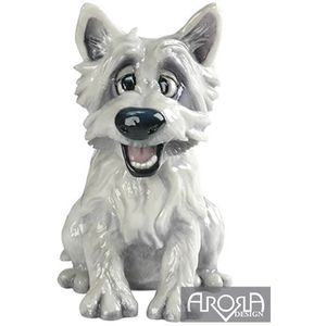 Pets with Personality Mac the Westie Figurine