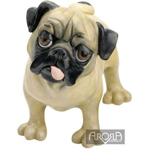 Pets with Personality Prunella the Pug Figurine