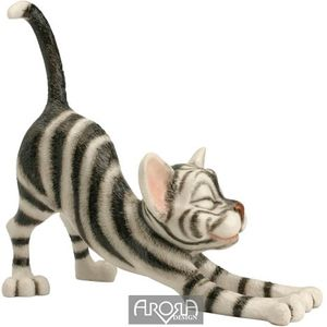 Pets with Personality Sylvie the Stripy Cat