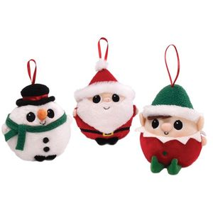 GUND Jeepers Peepers Christmas Ornaments (Set of 3)
