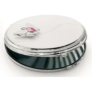 Butterfly Compact Handbag Mirror