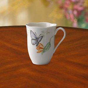 Lenox Butterfly Meadow - Blue Butterfly Mug