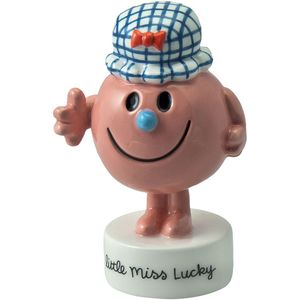 John Beswick Little Miss Lucky Figurine