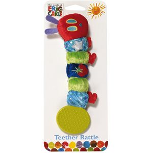Hungry Caterpillar teether toy