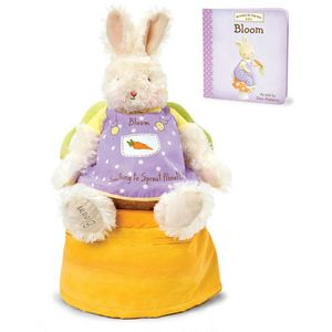 Bunnies by the Bay Bloom & Book Gift Set