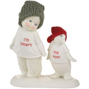 Snowbabies Im Smart - Me Too Figurine