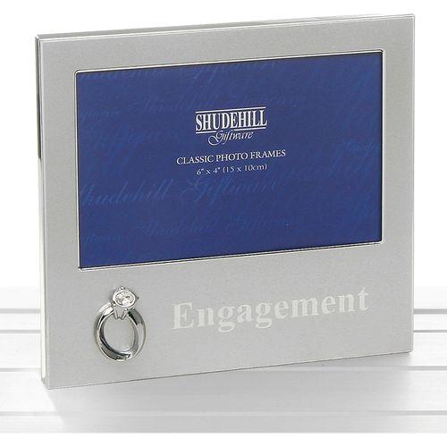 "Engagement Photo Frame 6"" x 4"""