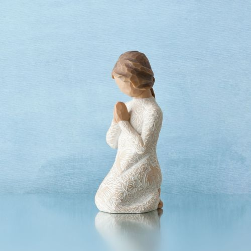 Willow Tree Prayer of Peace Figurine 27158