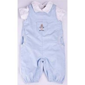 Peter Rabbit Dungarees & T-Shirt Set 0-3 months