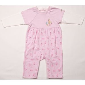 Peter Rabbit Romper Suit (Pink) 0-3 months