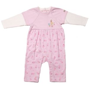 Peter Rabbit Romper Suit (Pink) 3-6 months
