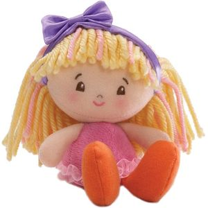 Gund Girlies Rag Doll Soft Toy - Kaylee