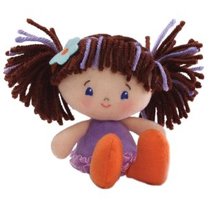 Gund Girlies Rag Doll Soft Toy - Aubrey