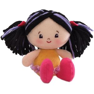 Gund Girlies Rag Doll Soft Toy - Hailey